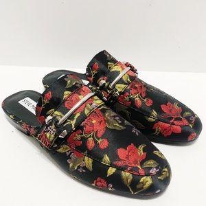 NWOB Steve Madden Kera Floral Loafer Slide
